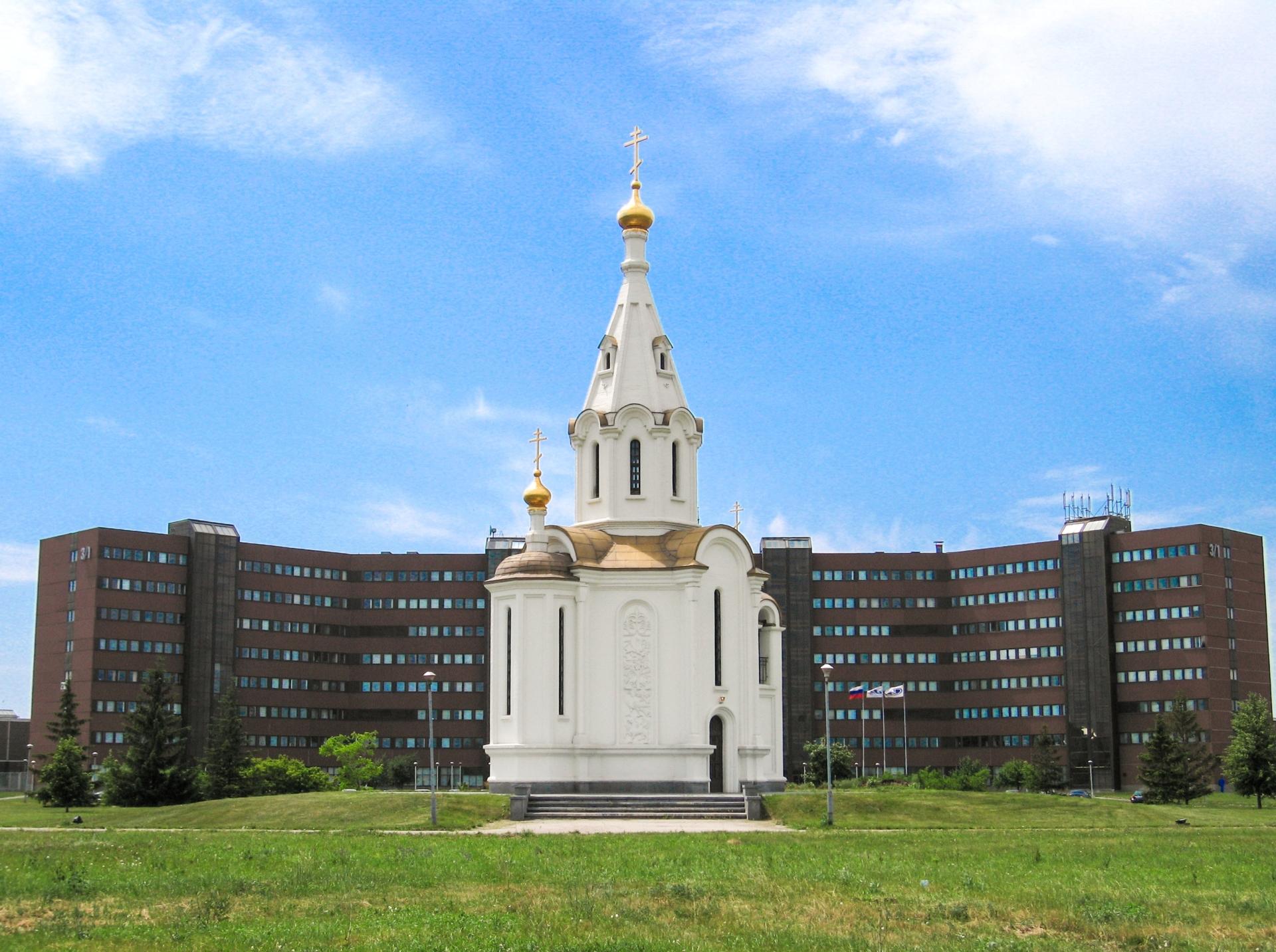Домовая церковь АО «АВТОВАЗ» во имя святого Архистратига Божия Михаила